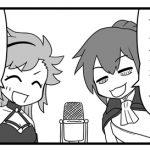 【漫画】ヘルとパラケルススのイベント解説漫才
